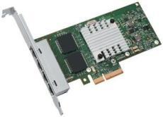 Intel I350-T4四电口千兆服务器网卡