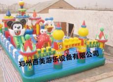 投资儿童充气城堡游乐设备价格收益