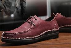 龙派Longpai极致舒适真皮男士皮鞋L1015