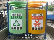 最新款玻璃鋼垃圾桶供應商