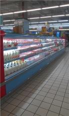 珠海香洲超市敞口風幕冷藏冰柜哪里有賣
