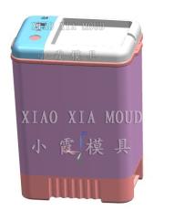 打造圆形塑料60升沐浴洗澡机模具第一品牌