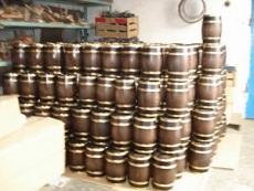 曹縣商家提供圓柱酒桶 歡迎訂購 木質酒桶