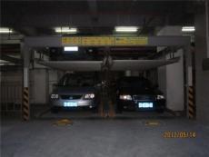 南海高达二层升降横移式立体停车库