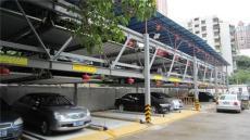 南海高达三层升降横移式立体停车库