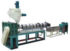 青海厂家专供废旧再生塑料颗粒机