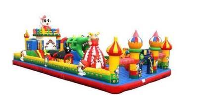 儿童充气玩具/大型充气城堡