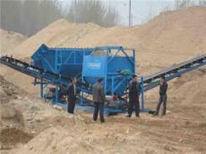海南报价低质量好旱地筛沙机 厂家专供