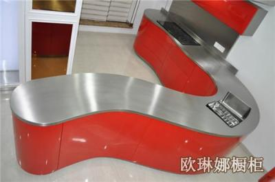 上海橱柜 不锈钢家用橱柜 整体橱柜
