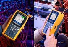 福禄克FLUKE DTX-1800七类电缆认证分析仪