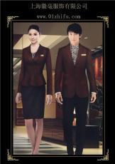 酒店工作服订做-服务员服装定做