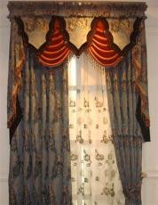 十大品牌窗帘罗绮窗帘窗帘加盟店 开窗帘店