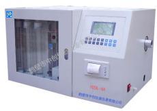 HZDL-8A汉字一体定硫仪 煤炭含硫量检测仪器