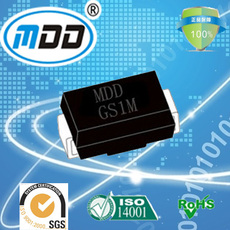 GS1M整流二极管 GS1M整流管 1A1000V贴片