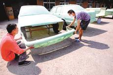 駕校專用汽車模型