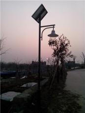 滕州鱼台3.5米15W太阳能路灯太阳能庭院灯
