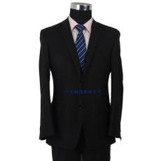 韓版雅戈爾西服 藍色商務休閑西服套裝