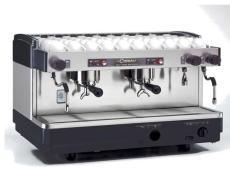 供应金巴利M27C2双头手控半自动咖啡机 商用